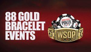 WSOP 2021 Akan Menampilkan 88 Gelang Emas – Yang Terbesar Yang Pernah Ada